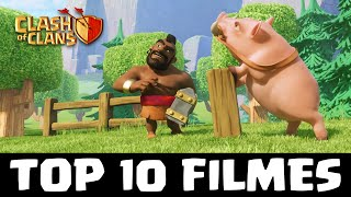 CLASH OF CLANS NO TOP 10 DO YOUTUBE E SUPERCELL FOI VENDIDA