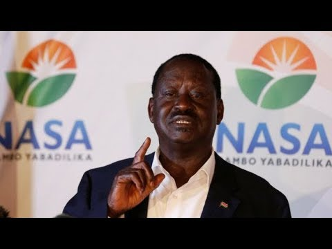 NASA's option outside the court as hearing continues