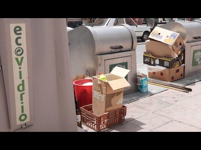 VÍDEO: Más mano dura con quienes ensucian la ciudad con comportamientos incívicos