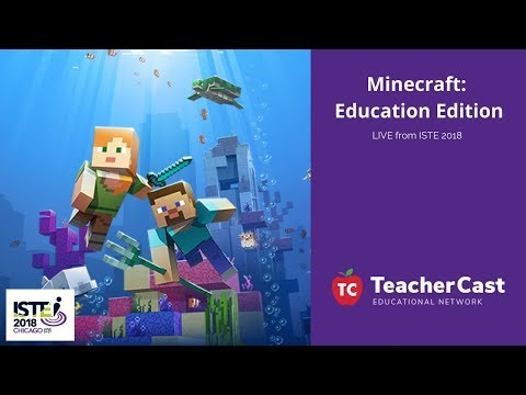 Minecraft Education Edition Update: Learning about Minecraft
