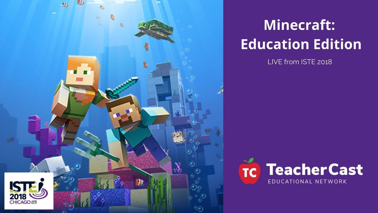 Minecraft Education Edition Update Learning About Minecraft Aquatic And Chemistry Edition