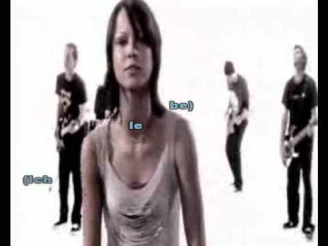 Christina Stürmer - Ich lebe KARAOKE