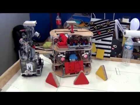 2014 - PM-ROBOTX - Les Robots