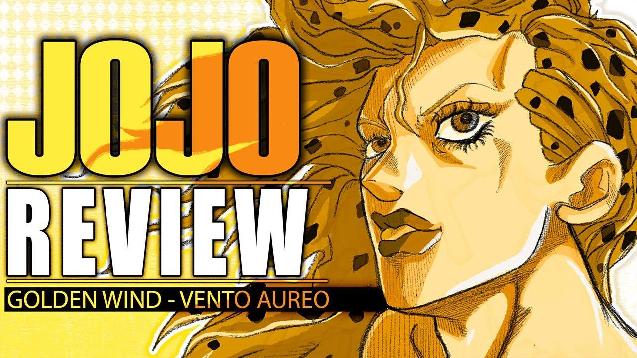 JoJo's Bizarre Adventure TIER LIST & REVIEW (Part 8): Golden Wind (2/2)