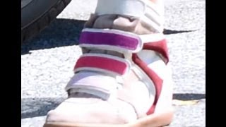 Sneaker Wedges: Beyonce & Kate Bosworth Deem The Shoes the It Trend for Spring 2012!