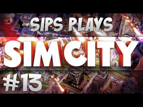Sips Plays Sim City - Part 13 - The Claim Twain Game