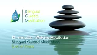 Chinese Cultural Courses: BGM® 10 minutes Walking Meditation Ha~ Since I Entered the university,I seldom update my youtube. Because the Department of