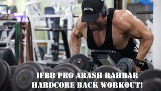Pro Bodybuilders Full Back Workout!