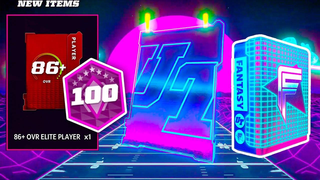 Download INSANE NEW FLASHBACK! TOP 100 WEEKEND LEAGUE REWARDS!