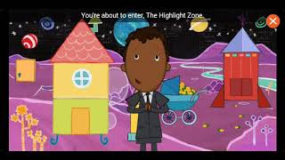 PBS KIDS The Highlight Zone