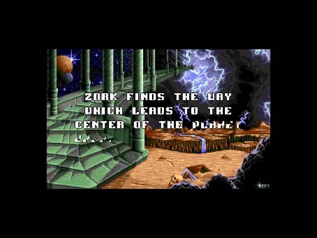 Alcatraz - Odyssey (Full) Amiga Demo