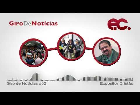 Giro De Noticias #002 - 20° Concílio Geral - Granbery - Asaph Borba
