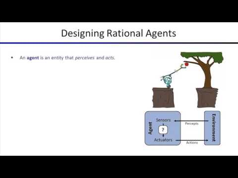 Lecture 1 Segment 14 Designing Rational Agent
