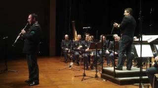 """Banda Sinfónica da GNR - """"Clarinete Concerto"""" - Artie Shaw"""