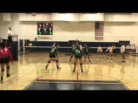 Jessica Nunez ELAC Volleyball