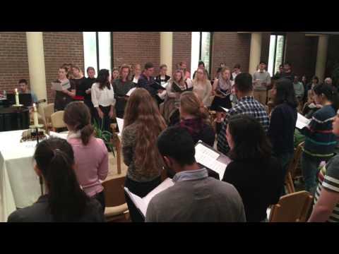 WLU Concert Choir - Ash Wednesday Service