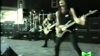 Warrant - Down Boys (monsters of rock Italy 1992)