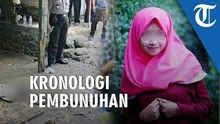 VIDEO: Kronologi Pembunuhan Wanita Di Tegal, Diperkosa Hingga Mayatnya Dimasukkan Ke Karung
