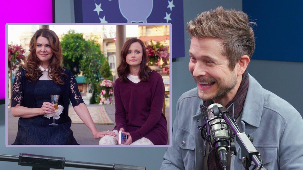 Download Matt Czuchry Talks 'Gilmore Girls' Ending