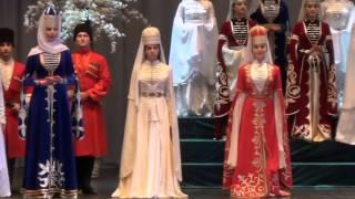 черкешенка 2015