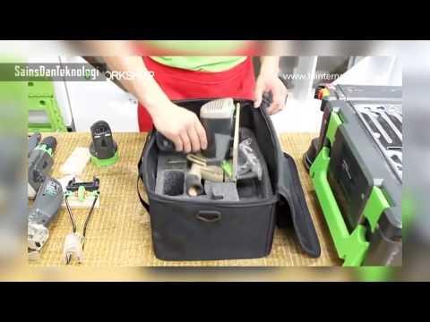 Wow ! Alat Tukang dari China ini sangat praktis ( ALL IN ONE )