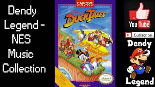 Скачать Duck Tales NES Music OST Song Soundtrack Ghost House Transylvania HQ High Quality Music