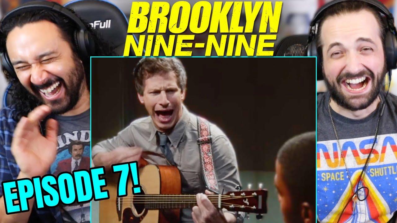 "Brooklyn Nine Nine EPISODE 7 REACTION!! 1x7 ""48 Hours"" (Kid Cudi)"