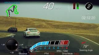 ATS-V vs. GT3 Thunderhill Exclusive Track Day