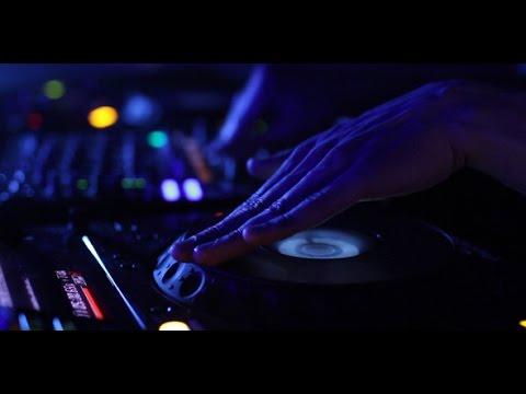 DJ Audiomixer   Stock Footage