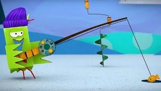 Бумажки - SOS! - мультфильм для детей - поделки своими руками✂