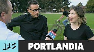 Postful Protest | Portlandia | IFC