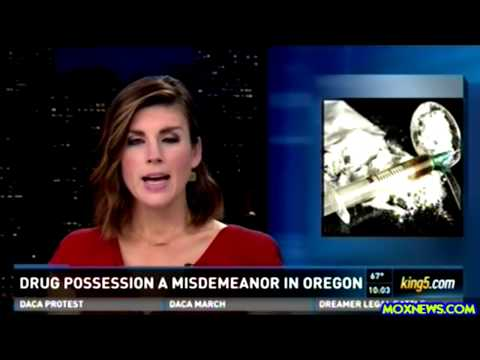 Oregon Makes Possession Of Cocaine Heroin Meth And Other Drugs A Misdemeanor!