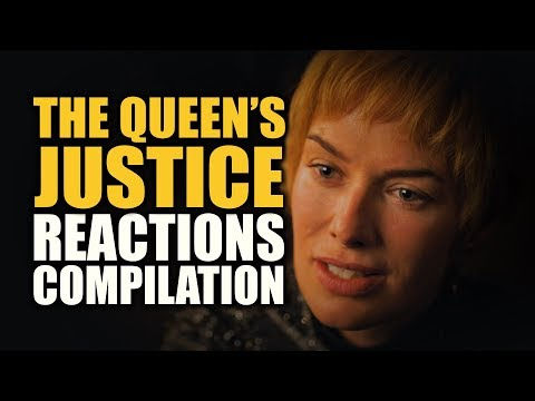 Game of Thrones THE QUEEN'S JUSTICE Reactions Compilation