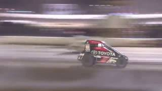 Jacksonville Speedway POWRi Lucas Oil Midgets Feature Midget Highlights