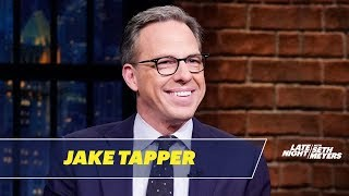 Jake Tapper Says Russia Is Succeeding in Sowing Chaos in the 2020 Election