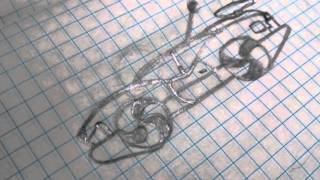 Как нарисовать крутую машину? Это очень легко !(Ну чё? Как вам? Я круто нарисовал? Надеюсь это вам в помощь на уроке ИЗО я так пятёрки получаю! Благодаря этом..., 2016-04-26T15:41:06.000Z)