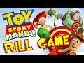 Disney Pixar Toy Story Mania Walkthrough FULL GAME Longplay (PS3, X360, Wii, PC)
