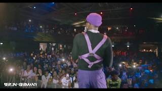 Diamond Platnumz - Performing Live ( BERLIN GERMANY) PART 3