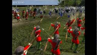 Stronghold 2 campaign: The battle of Aljubarrota part 1: Hope.