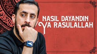 NASIL DAYANDIN YA RASULALLAH (sav)  Mehmet Yıldız
