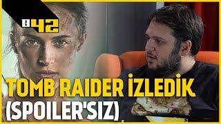BİZE LARA'NIN BİR OYUNU MU BU!? | Tomb Raider İzledik (Spoilersız)