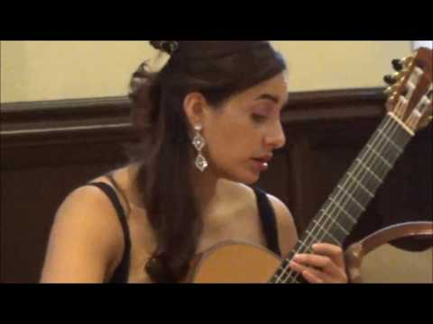 Zaira Meneses at Boston  College 10 9 2016