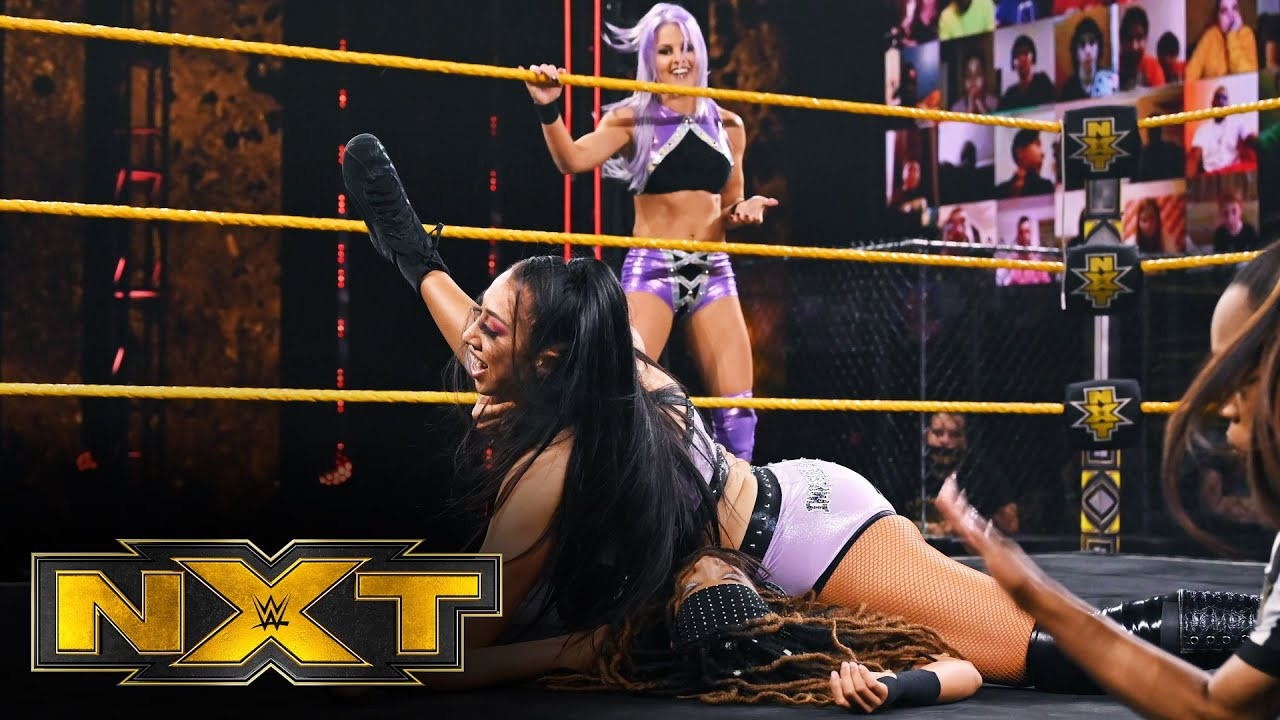 Candice LeRae & Indi Hartwell pick up a win and issue a TakeOver challenge: WWE NXT, March 31, 2021