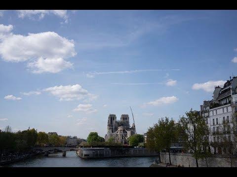 فرضية جديدة قد تكون وراء حريق كاتدرائية نوتردام  - 20:55-2019 / 4 / 18