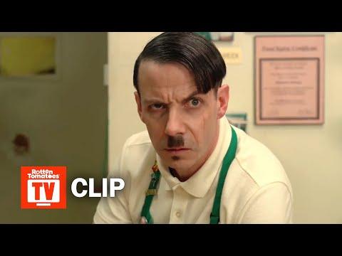 Preacher S03E07 Clip  Saint of Killers Visits Hitler  Rotten Tomatoes TV