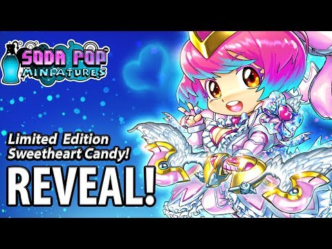 Limited Edition Sweetheart Candy Sculpt REVEAL!