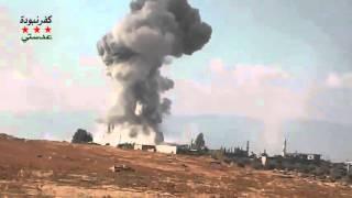 09 10 2015  Сирия  Запись боевиков