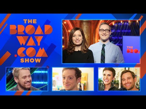 The Broadway.com Show - 12/22/17 - Best of 2017! ONCE ON THIS ISLAND, Ethan Slater & More