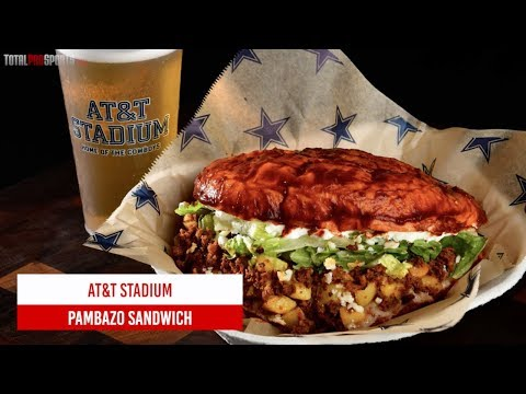 The Healthiest Stadium Food in the usa