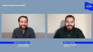 Keep It Going: Guess Who? w/ Gabriele Cavallaro and Pietro Petrillo